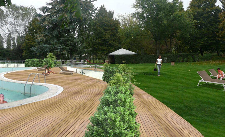 Casette pvc giardino con sistemazione giardino privato - Sistemazione giardino ...